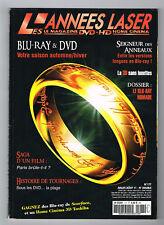 *** Les Années Laser n° 177 (07/2011) *** Seigneur des Anneaux / Blu-ray nomade