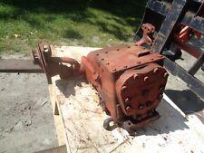Farmall C 200 Touch Control Cylinder Block 357657r3