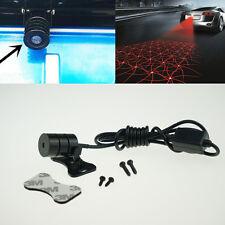 Tail Fog Rain Anti Pileup Rear End Warning Caution Laser Phantom Red Light Lamp