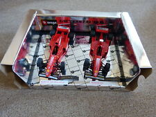 Michael Schumacher Ferrari Formula 1 F310B & F300 Bburago 1/24 Gift Collection