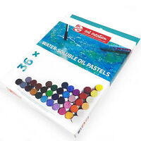 Royal Talens - Art Creation Water-Soluble Oil Pastels - Pack of 36