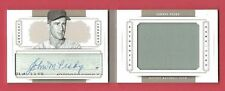 Johnny Pesky 2014 National Treasures Auto/Relic Booklet #24/25 Red Sox FREE SHIP
