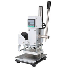 2018 Foil Stamping Machine Tipper Stamper Bronzing Machine for PVC Credit Card
