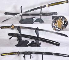 JAPANESE SAMURAI SWORD KATANA 1060HIGH CARBONSTEEL FULL TANG BLADE CAN CUT BAMBO