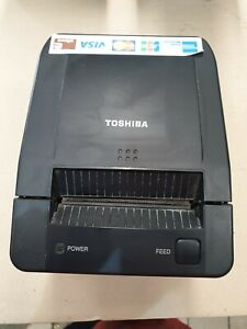 Toshiba TRST-A00-DC-QM-R Thermal Receipt Printer - Serial Connection