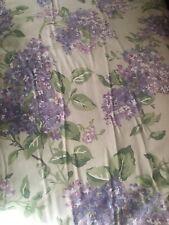 Ralph Lauren Cape Elizabeth Lilac Queen Comforter 2 Standard Shams
