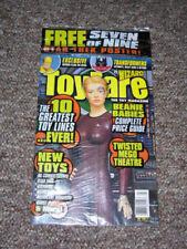 Toy Fare Magazine - JULY 1998 AVENGERS - STAR TREK - DC FIGURES - TRANSFORMERS