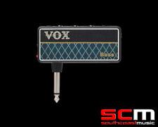 VOX amPlug AP2-BS BASS HEADPHONE GUITAR AMPLIFIER PRACTICE