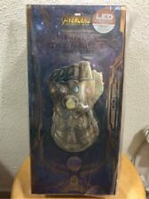 hot toys ACS 003 Avengers Infinity War Thanos Infinity Gauntlet 1/4 LED Light Up