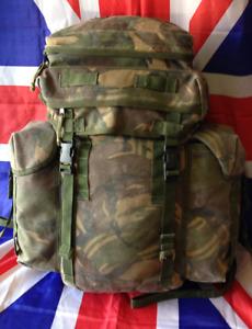 Genuine British Army DPM IRR Camo 30L Day Patrol Pack Bergen Rucksack GRADE 1