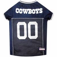 Dallas Cowboys Dog Jersey XS Size X-SMALL NFL Football Pet Animal Product