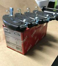TRW GDB1420 Front Brake Pad Set Fits Suzuki Wagon R, Vauxhall Agila