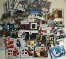 Football 15-25 Card Hot Pack $100 of Book Value! Auto Relics Patch Star Hits SPs