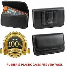 Leather Unbranded Cell Phone Clips for Samsung Galaxy S5