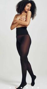 Heist Tights, The Fifty, Size 10, Black, Low/Regular Waistband, NEW