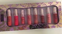 Tarte Kiss & Belle 8 LipSurgence Limited Edition Set Lipsticks Lip Glosses Stain