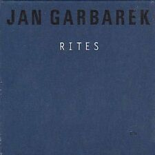 BRAND NEW SEALED Rites by Jan Garbarek (CD, Jan-1999, 2 Discs, ECM) JZ1180