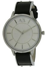 Armani Exchange Leather Ladies Watch AX5309