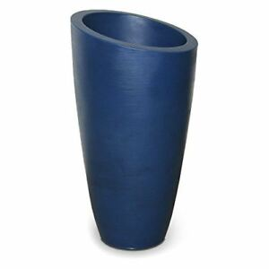 Mayne Modesto 42 in. Tall Polyethylene Planter