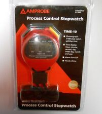 Amprobe Process Control Stopwatch (Red) (NOS, New Old Stock)(QTY 1 ea)A04-3