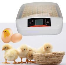220V 56 incubatrice uova Automatico tornitura uovo pollo uova quaglia Incubator