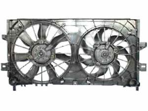 For 2006-2007 Chevrolet Monte Carlo Radiator Fan Assembly TYC 39355WF 5.3L V8