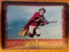 Artbox Harry Potter 3D  Series 1 #14 Harry flying at Quidditch NrMint-Mint