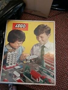 Lego System 810 Vintage 1960s set