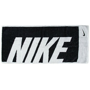 Nike Jacquard Medium Towel Black/White AC2383-036