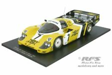 Porsche 956 Winner 24 H LE MANS 1985 New Man Joest Racing 1:18 Spark 18lm85