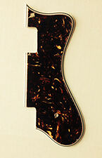 PICKGUARD FITS 1968 EPI BROADWAY 3PY BROWN TORTOISE