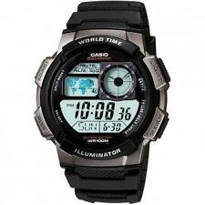 Men's Sport Plastic Case Digital Wristwatches