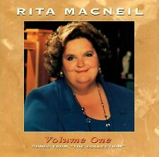 "Vol. 1: Songs from ""The Collection"" by Rita Macneil (CD)BRAND NEW FACTORY SEALED"
