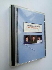MANIC STREET PREACHERS - EVERYTHING MUST GO  Minidisc MD Album. 1996. In VGC