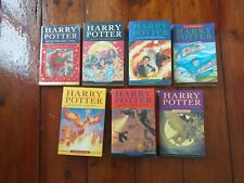 Harry Potter Booke Series 1-7
