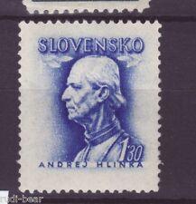 Slovacchia n. 111 * Andrej Hlinka politici & Kath. prete -1