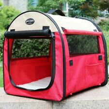Pet House Tent Dog Kennel Waterproof Oxford Mosquito Net Protection Puppies Beds