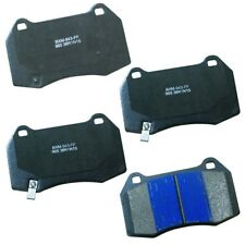 Disc Brake Pad Set-Stop Semi-Metallic Brake Pad Front Bendix SBM960