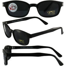 ORIGINAL KD's SUNGLASSES SUPER DARK LENS KDs WITH FREE POUCH ORIGINAL KD SHADES