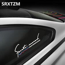 Car 3D Reflective Sticker Rear Window Sport Decal For BMW E60 E39 e90 F30 X5 M3