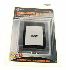 SONY ALPHA A290 DSLR LCD SCREEN PROTECTOR GGS NEW