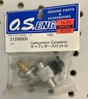 O.S. Engine Nitro Carburetor - Complete 21286000 for 10C RC Parts NEW
