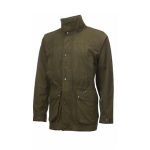 Keela Falkland Country Ventile Jacket Olive Mens Bushcraft/Camping