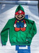 RARE Baby Milo A Bathing Ape Nintendo Super Mario Hoodie LIMITED COLLABORATION S