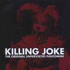 KILLING JOKE - THE ORIGINAL UNPERVERTED PANTOMINE CD & DVD (New Sealed) Metal