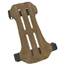 October Mountain Products 57365 Man 2-Strap Ventilated Leather Suede Arm Guard