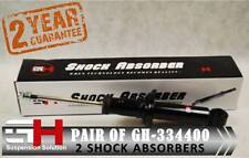 2 NEW REAR GAS SHOCK ABSORBERS FOR SUBARU LEGACY III BE BH 4WD ///GH-334400///