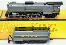 MTH Rail King 4 8 4 Northern Steamer w Proto Sound / 3 Rail O Scale