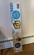 """Jolly Jumper Moses Basket Rocking Stand Brand """"New In Box� Espresso Color"""