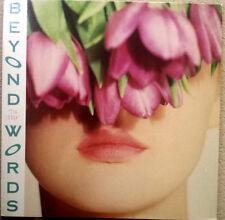 Beyond Words • The Edge • 1988 Music Action LP • Love Riot / Milkshake | RARE